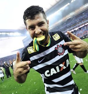 Felipe Corinthians (Foto: Marcos Ribolli)