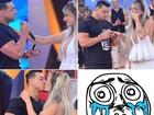 Felipe Franco anuncia: 'Pedi minha diva em casamento'