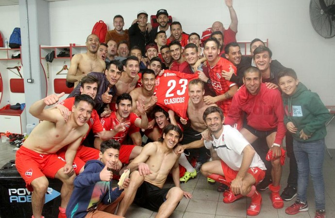 Independiente x Racing  (Foto: Reprodução)