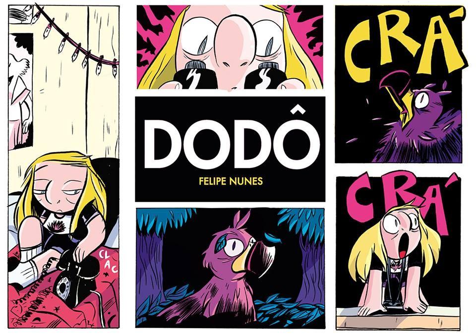 """""""Dodô"""", de Felipe Nunes (Foto: Reprodução)"""