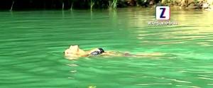 #ZappdeFérias: Lagoa Azul em Presidente Figueiredo no AM é dica de passeio; confira (Zappeando)