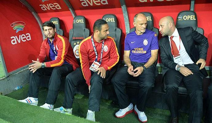 Taffarel banco jogo Galatasaray (Foto: Reprodução / Facebook Oficial)
