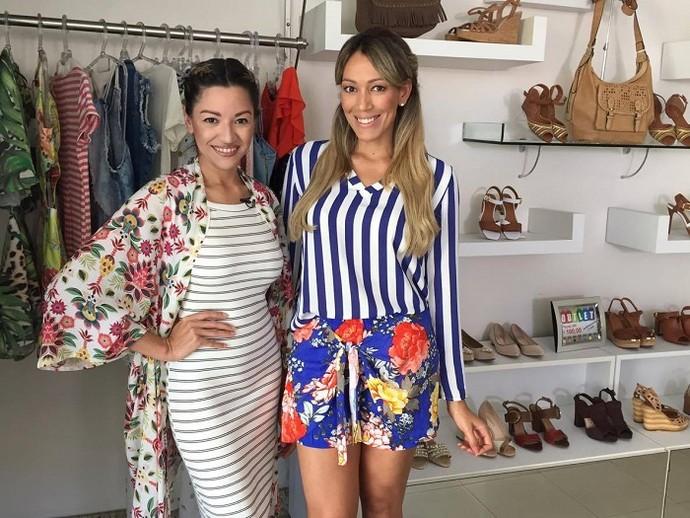 Blogueira Leila Costa dá dicas de moda primavera/verão (Foto: Tirzah Braga)