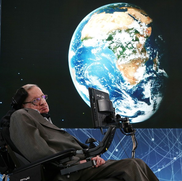 Stephen Hawking (Foto: Jemal Countess/Getty Images)
