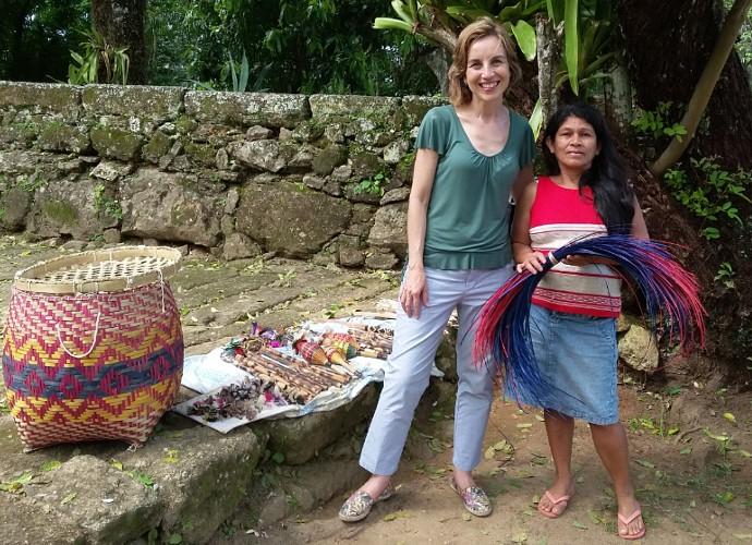 Os índios usam mais a memória do que nós (Foto: Rio Sul Revista)