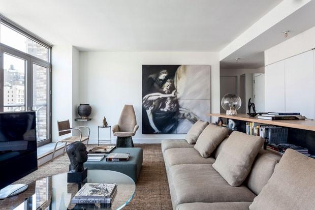 As Nova Yorks De Arthur Casas Casa Vogue Apartamentos