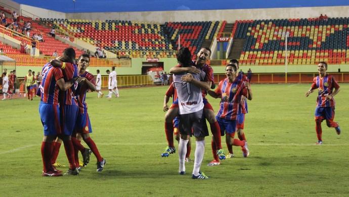 Plácido de Castro Torneio do Povo e da Imprensa Acre (Foto: Duaine Rodrigues)