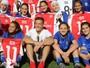"""Özil visita campo de refugiados na Jordânia: """"Momento cheio de emoção"""""""