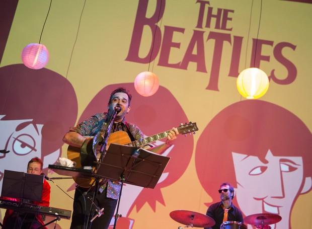 Fim de semana em família no Itaú Cultural: Beatles para Crianças  (Foto: Divulgação)