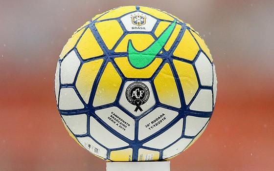 A bola do Campeonato Brasileiro de 2016 (Foto: Getty Images)