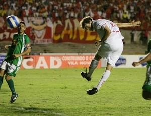 Vila Nova x Nacional-PB - Série C 2007 (Foto: O Popular)