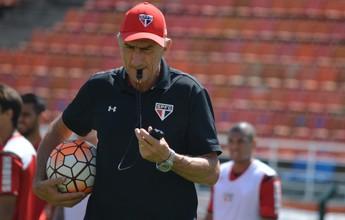 Bauza relaciona 18 jogadores para a decisão contra o César Vallejo