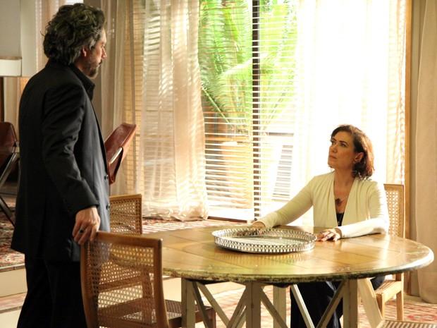Será que Marta vai topar?  (Foto: Carol Caminha/TV Globo)