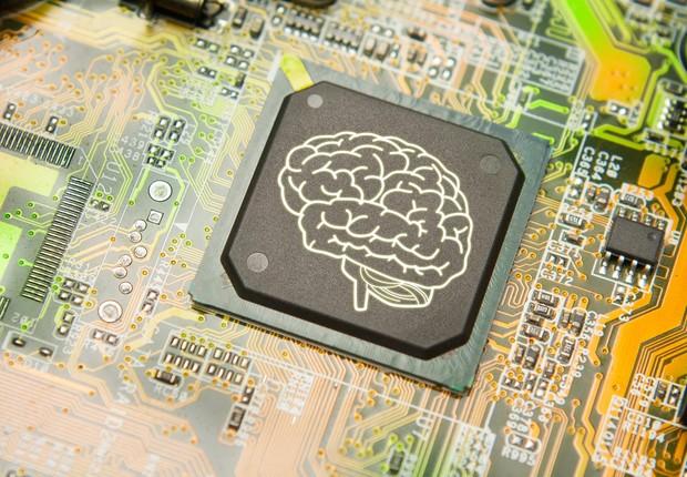 Componente eletrônico com cérebro (Foto: Thinkstock)