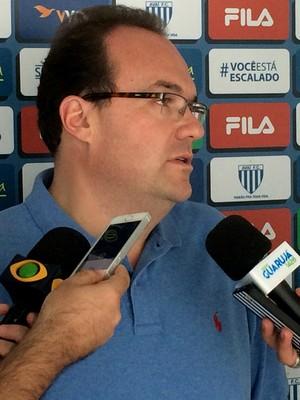 Carlito Arini Avaí (Foto: André Palma Ribeiro/Avaí FC)
