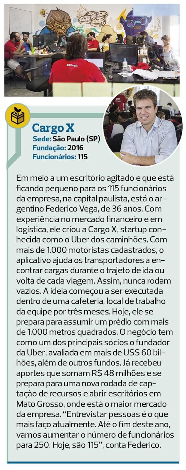 startup-cargox (Foto: globo rural)