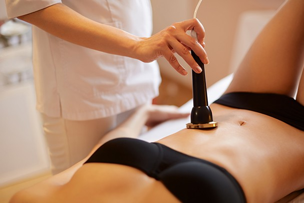 Body Care. Ultrasound Cavitation Body Contouring Treatment. Anti Cellulite (Foto: Getty Images/iStockphoto)