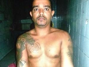 Jaílson de Lira Almeida, o Dogun, também foi preso (Foto  Rodrigo Martins a82e682260