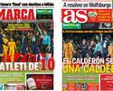 Jornais de Madri lamentam expulsão de Torres, e catalães exaltam Suárez