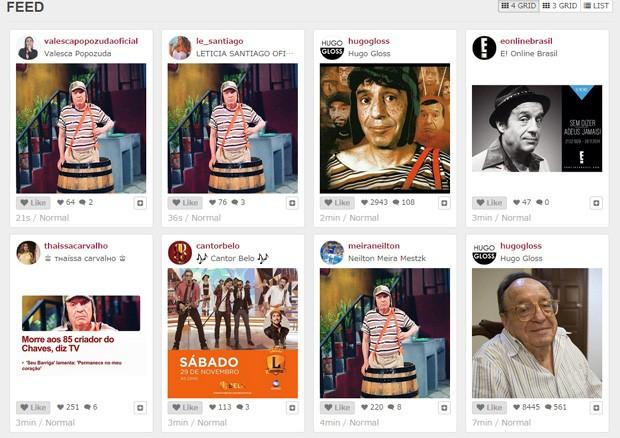 Assunto dominou as redes sociais (Foto: Reprodução/Instagram)