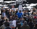 Fanning exorciza tubarão e leva título em J-Bay um ano depois de ataque