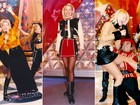 Na véspera do aniversário de Xuxa, relembre alguns dos looks mais marcantes da apresentadora