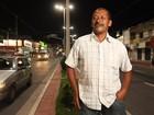 Pedreiro de Cubatão que perdeu tudo recupera dentadura e volta para PE