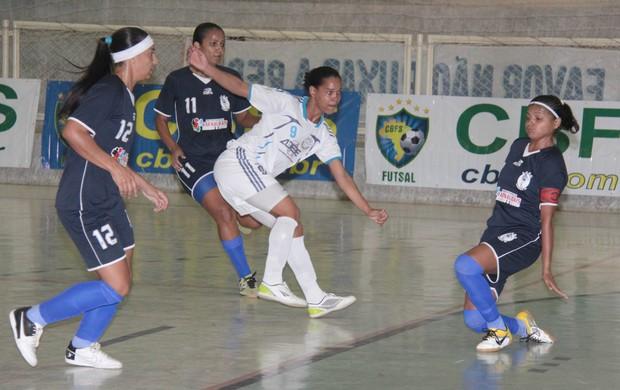 Carnaubias vence na estreia da Taça Brasil de Futsal (Foto: Divulgação/CBFS)