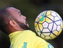 Palmeiras é notificado da contraprova, e Alecsandro é desfalque por um mês