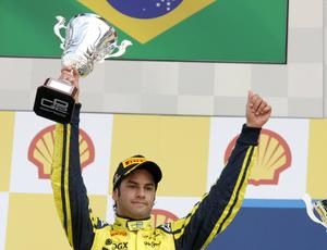 Felipe Nasr termina em segundo na prova da GP2 em Spa-Francorchamps (Foto: Divulgação GP2)