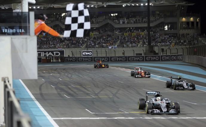 Nico Rosberg, campeão mundial da Fórmula 1