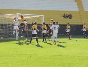 Criciúma Corinthians Copa do Brasil Sub-20 (Foto: João Lucas Cardoso)