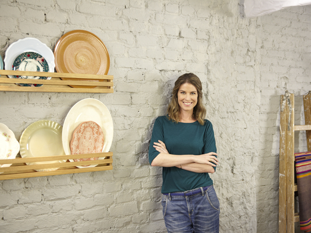 Rita Lobo volta ao bsico em nova temporada do 'Cozinha Prtica' (Foto: Editora Panelinha)
