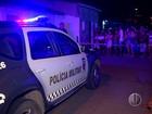 Mulher é assassinada a tiros na frente de crianças na Grande Natal