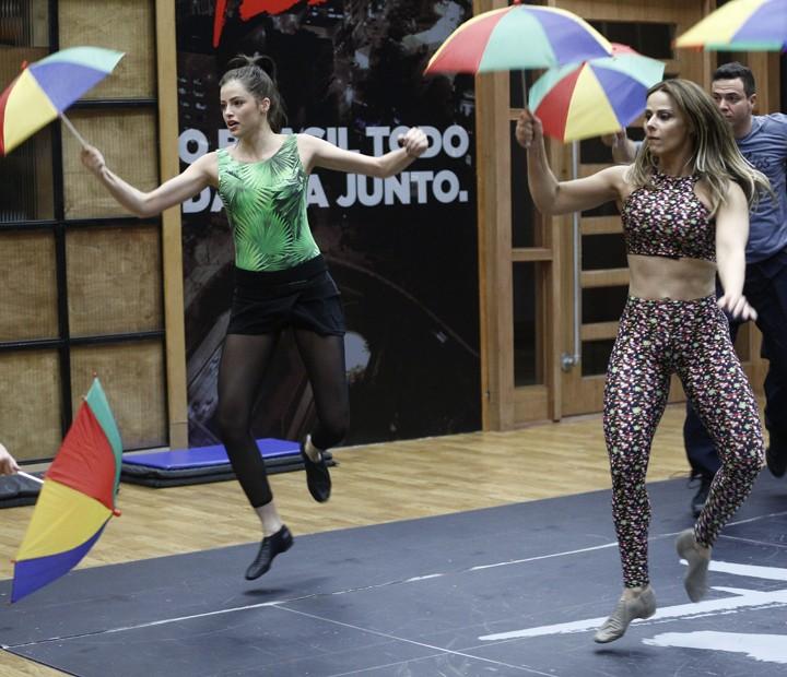 Agatha Moreira e Viviane Araújo (Foto: Inácio Moraes / Gshow)