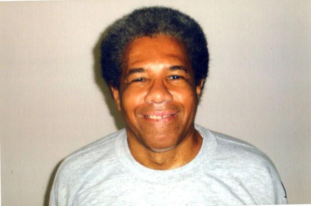 Foto sem data mostra o americano Albert Woodfox, que passou 43 anos em uma solitária e teve sua soltura decretada nos EUA (Foto: Courtesy of International Coalition to Free the Angola 3 via AP)