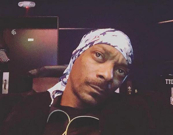 O rapper Snoop Dogg (Foto: Instagram)