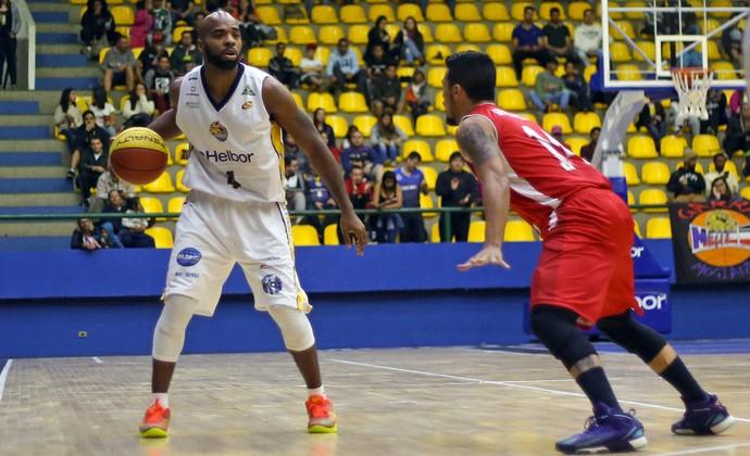 Mogi das Cruzes x Paulistano Campeonato Paulista de basquete (Foto: Antonio Penedo/Mogi-Helbor)