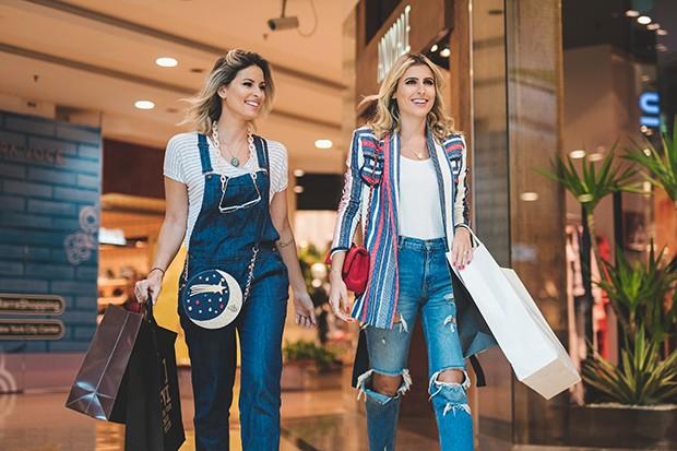 promoglamour - Barra Shopping (Foto: Fernando Shlaepfer)