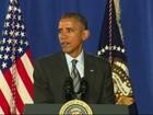 'Republicanos terão que mudar de atitude sobre o clima', diz Obama