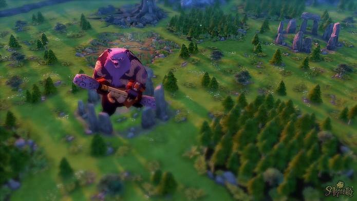 Armello é definido por seus criadores como uma mistura entre Game of Thrones e Kung Fu Panda (Divulgação/League of Geeks)