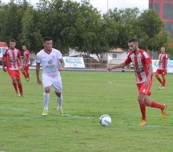 Eduardo Magrão, meio-campo do Náutico-RR (Foto: Ivonisio Júnior)