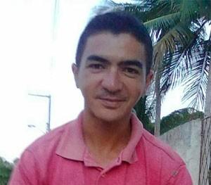 Jossimar de Lima Silva (Foto: Reprodução/Henrique Dovalle/Inter TV Cabugi )
