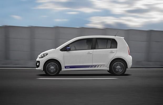 Volkswagen up! TSI (Foto: Volkswagen)