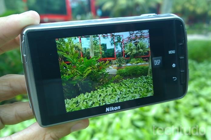 Câmera da Nikon Coolpix S810c não é a melhor, mas tem resultado satisfatório (Foto: Lucas Mendes/TechTudo)