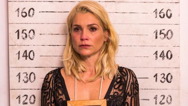 'Êta': Sandra tem castigo merecido no último capítulo! ( Ellen Soares/Gshow)