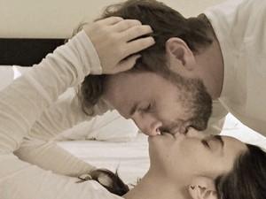 Fernanda Vasconcellos e Cássio Reis namoram há 2 anos (Foto: Arquivo Pessoal)