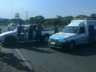 Ambulância bate e grávida de sete meses fica ferida no norte do TO