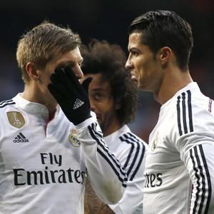 Toni Kroos Cristiano Ronaldo Real Madrid (Foto: EFE)