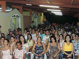 Retiros espirituais são opção para Carnaval na Zona da Mata (Foto: Igreja Metodista Central/Divulgação)